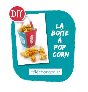 DIY pop corn
